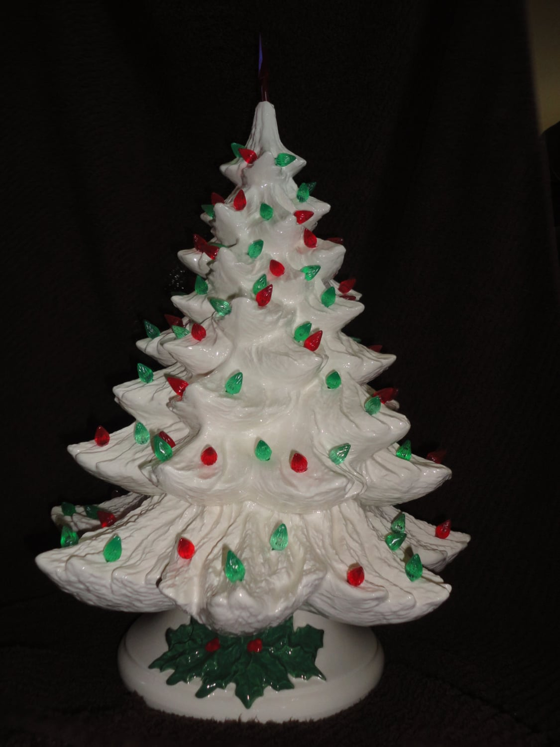 Ceramic Christmas Tree Made In The USA