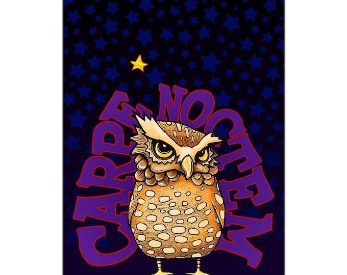Carpe Noctem Postcard