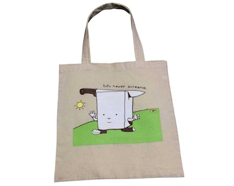 TOTE Tofu Never Screams