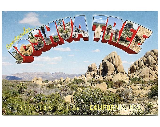 Joshua Tree Postcard