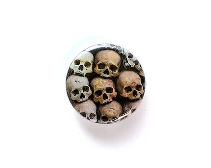 Death Comes Ripping 1 Inch (2.54 cm) Button or Magnet - Free shipping