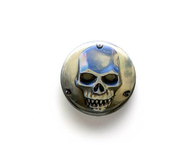 Metal AF 1 inch Button