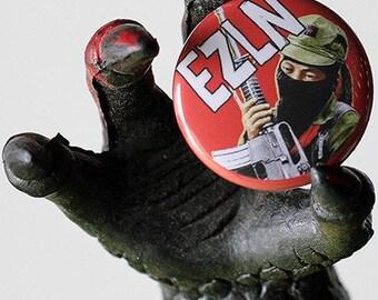 EZLN 1 inch Button