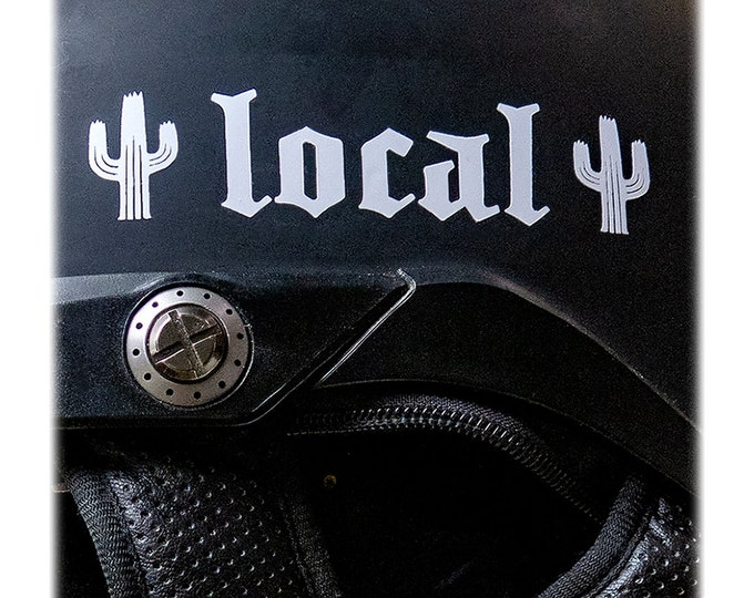 DECAL Local  - Choose Color & Size