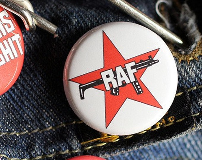 RAF 1 inch Button or Magnet - Free Shipping
