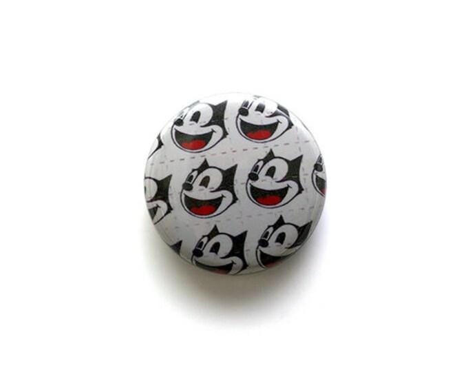 Felix Blotter 1 inch Button