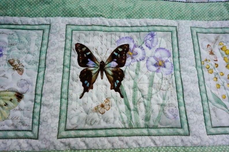 Butterfly Lap Quilt