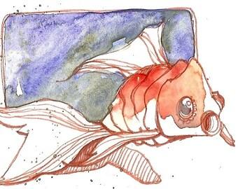Fish no.1 - Original