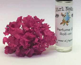 Alien Type Perfume Oil, Perfume Roll On, Perfume, Natural Perfume, Handmade