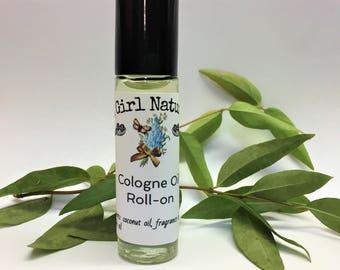 Acqua Di Gio Type Men's Cologne Oil, Cologne, Roll On, Perfume Oil, Perfume, Handmade