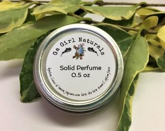Skinny Dip Type Solid Perfume, Natural Perfume, Perfume, Perfume Balm, Handmade