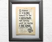 If figure if a girl wants...