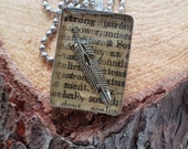 Strong pendant necklace, ...