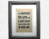 Find something you love t...