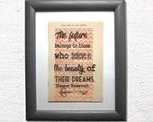 Believe in your dreams wo...