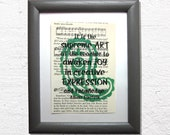Music teacher gift, It is...