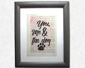 You, me and the dog - pri...