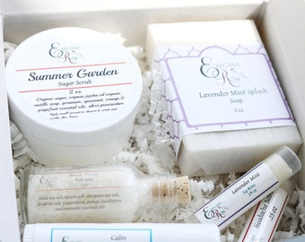 Bridesmaid Spa Gift Set -   Gift for Her, Girlfriend Gift, Mom Gift, Best Friend Gift