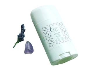 Lavender Coconut Allergy Deodorant -  Babassu Deodorant, Coconut Free, Aluminum Free Deodorant, No Baking Soda Deodorant