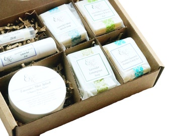 Gift for Her, Spa Gift Set, Gift for Mom, Girlfriend Gift, Mom Gift, Best Friend Gift, New Mom Gift