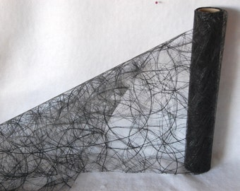 Fiber SILK in black