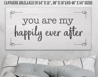 You Are My Happily Ever After Etsy