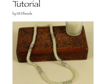 TUTORIAL - Trellis Necklace