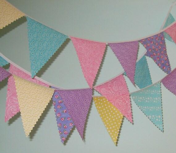 Fanion Tissu : Mini fanion tissu bannière printemps childrens décor etsy