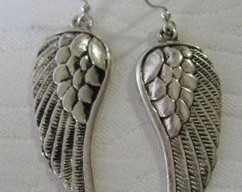 Travel Earrings - Wing Earrings - Medium