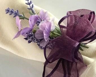 Napkin Rings - Spring