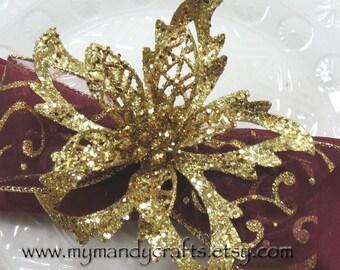 Napkin Rings - Christmas