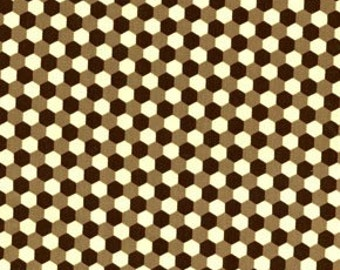 Rare  Joel Dewberry Ginseng Collection Geo Pattern Flax Color
