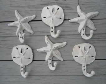 sand dollar decor starfish beach house towel rack outside shower pool hot tub towels bath renovation decor coastal living BeachHouseDreams