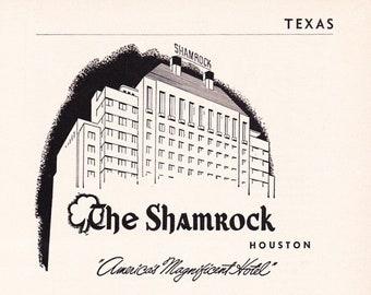 Shamrock texas | Etsy