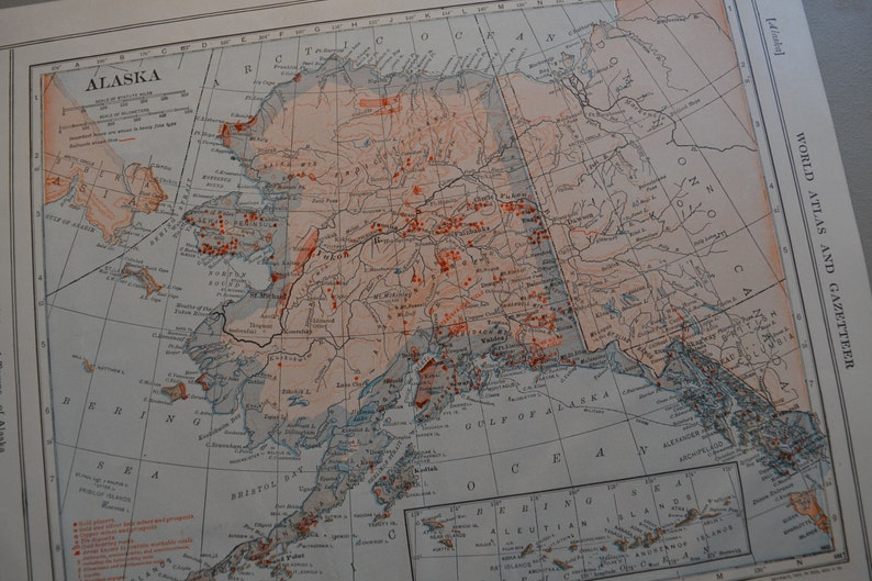 Map 1914 State Map Alaska - Vintage Antique Map Great for Framing 100 Images Old World Map on morocco map 1914, switzerland map 1914, romania map 1914, middle east map 1914, wwi map 1914, east asia map 1914, mediterranean map 1914, u.s. map 1914, american map 1914, china map 1914, colombia map 1914, netherlands map 1914, colonization map 1914, pre ww1 map 1914, americas map 1914, spain map 1914, portugal map 1914, albania map 1914, new zealand map 1914, world atlas 1914,