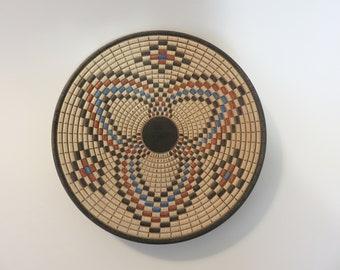 Basket Weave Illusion