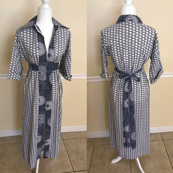 Vintage Swirl with Maxime Hippie Chick Dress
