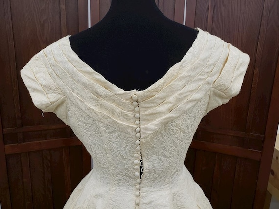 Vintage 50's or 60's Gown - image 6