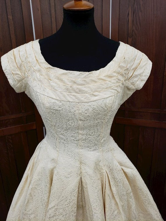 Vintage 50's or 60's Gown - image 5