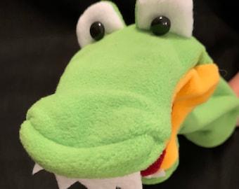 Gator Puppet