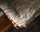 Waves Knit Blanket in SAND