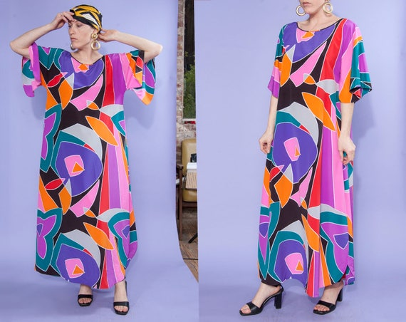 70s Lucie Ann Beverly Hills   Neiman-Marcus color… - image 3