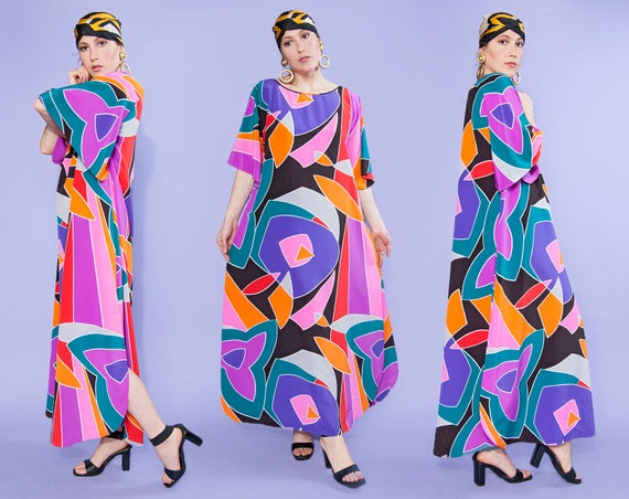 70s Lucie Ann Beverly Hills   Neiman-Marcus color… - image 1