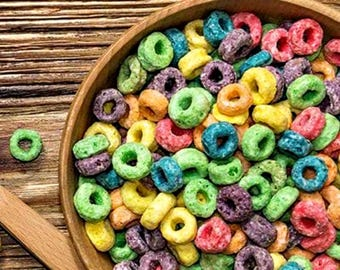 Fruit Loops, Perfume, Breakfast Cereal, Fragrance Cologne, Scent, Cereal Day, Best Favorite Gift Gifts, Fruity Rings, Spray Oil Lotion Scrub