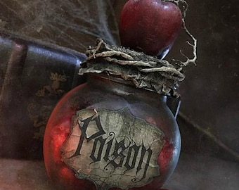 Poison Apple Perfume