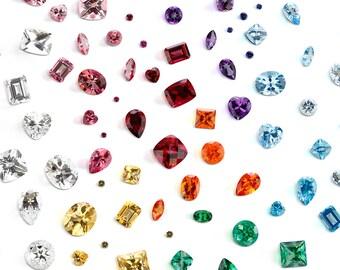 Gemstone Perfume Collection