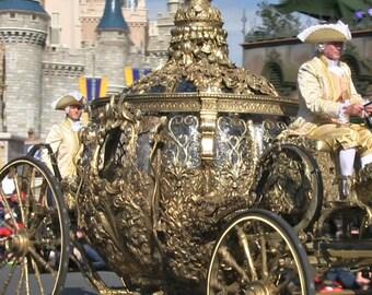 Cinderella's Coach, Disney Inspired, Pumpkin Coach, Cinderella, Magical Magic, Perfume Spray, Room Linen Mist, Gift Gifts, Disneyland
