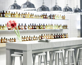 Custom Perfume Design & Services