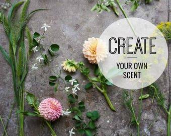 Create A Custom Perfume