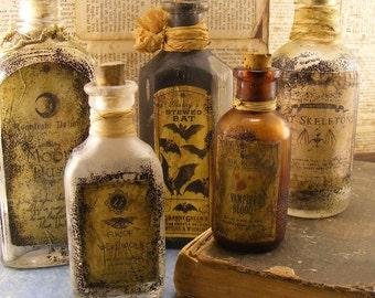 Halloween Perfumes & Scents